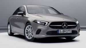 More details on the upcoming Mercedes-Benz A-Class limousine