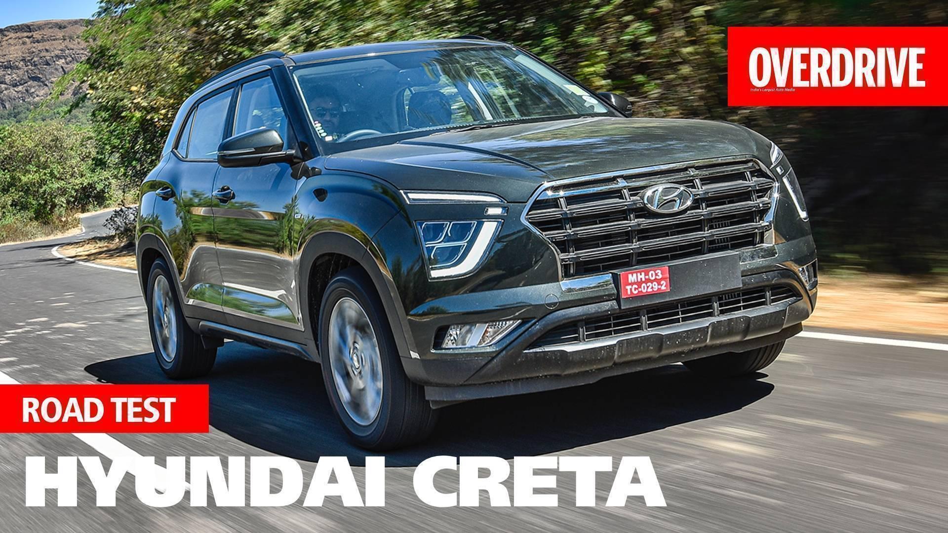 2020 Hyundai Creta - Road Test