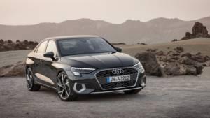 2021 Audi A3 sedan unveiled globally