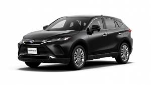 2020 Toyota Harrier SUV unveiled in Japan