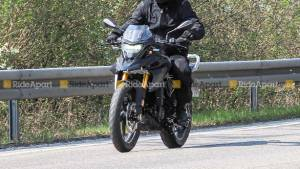 2020 BMW G 310 R and G 310 GS spied: What to expect?