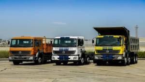 BharatBenz sold over 1 lakh trucks in India