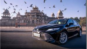 Special feature: Enjoying the scenic Jaipur in the Toyota Camry Hybrid
