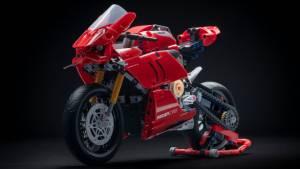 Ducati Panigale V4 R LEGO Technic kit revealed