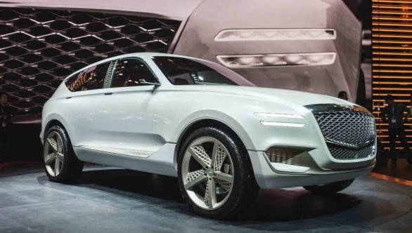Hyundai Genesis Might Enter India With The New 2021 Gv70 Suv Overdrive