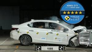 New-gen Honda City awarded 5-star rating in ASEAN NCAP crash test