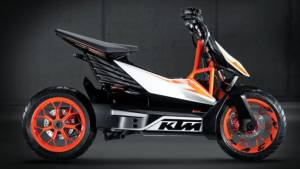 Bajaj-KTM developing e-mopeds for India, expected launch in 2022