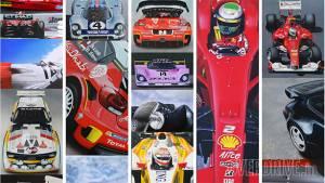 A glimpse into Laurent Andre Chapuis' marvellous, hyperreal motorsport art