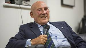 British racing legend Sir Stirling Moss passes away aged 90