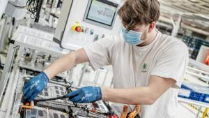 Skoda Auto resumes operations at its Czech Republic plants