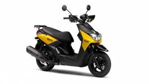 Yamaha launches 2020 BW'S 125 adventure scooter in Japan