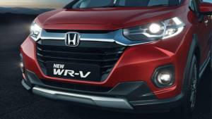Bookings open for the new 2020 Honda WR-V SUV