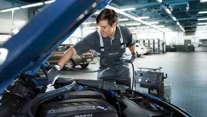 BMW rolls out service and repair packages