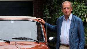 Interview: FIVA President Tiddo Bresters talking about appointment of their Indian ANF and the historic car movement