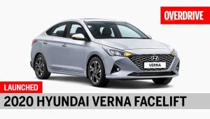 2020 Hyundai Verna facelift launched in India for an introductory price of Rs 9.31 lakh