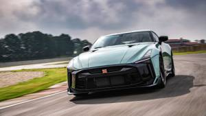 Nissan GT-R50 by Italdesign breaks cover in production form