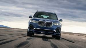 Alpina XB7 brings even more muscle to the X7 SUV
