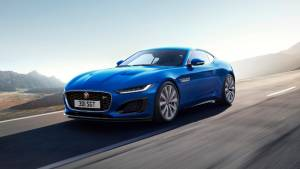 Jaguar F-Type facelift launched in India at Rs 95.12 lakh