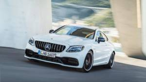 2020 Mercedes-AMG C 63 Coupe launched in India, priced at Rs 1.33 crore