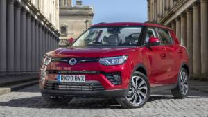 SsangYong Tivoli facelift launched internationally with Mahindra mStallion engine