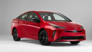Toyota Prius celebrates 20th anniversary with special edition