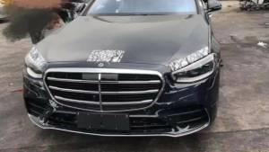 Next-gen Mercedes-Benz S-Class leaked online