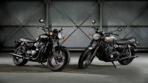 Triumph Bonneville T100 and T120 Black Edition launched for Rs 8.87 lakh and Rs 9.97 lakh