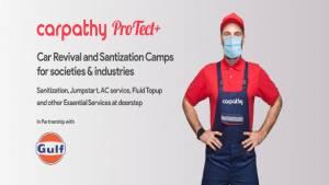 Coronavirus impact: Carpathy launches car sanitisation program with Gulf Oil