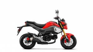 2020 Honda Grom teased ahead of its launch