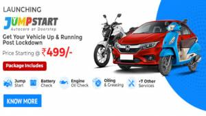 Droom launches doorstep vehicle service facility