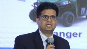 Polaris appoints Lalit Sharma as Country Manager for its commercial business in India