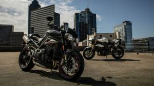 Triumph Motorcycles USA recalls Street Triple RS, Speed Triple RS and Tiger 1200