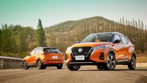 Nissan Kicks facelift with E-Power hybrid tech debuts in Thailand