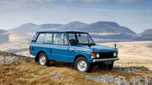 Long Live The Rangie: 50 Years of the Range Rover