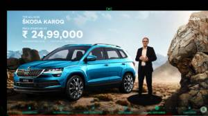 2020 Skoda Karoq SUV launched in India at Rs 24.99 lakh
