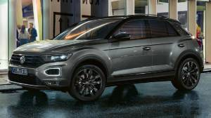 Volkswagen T-Roc Black Edition launched internationally