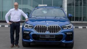 2020 BMW X6 India-spec: In detail