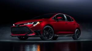 2020 Toyota Corolla Special Edition launched in USA