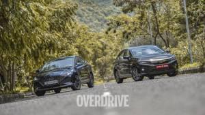 Comparison test: 2020 Honda City vs Hyundai Verna