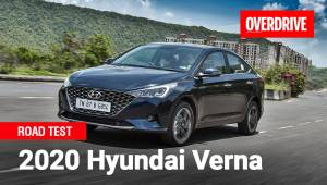 2020 Hyundai Verna - Road Test