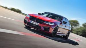 Refreshed 2020 BMW M5 gets tech from big-brother M8