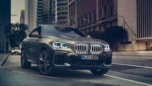 2020 BMW X6 SUV launched in India at Rs 95 lakh