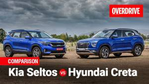 2020 Hyundai Creta vs Kia Seltos - Comparative Review