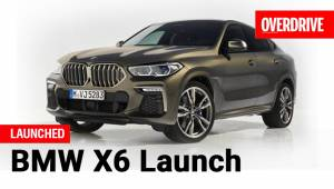 BMW India has launched the third-generation X6 today at Rs 95 lakh Ex-Showroom India