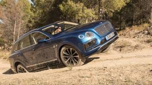 20,000th Bentley Bentayga rolled out from the Crewe production facility in UK
