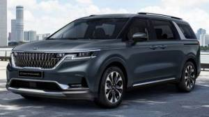 2021 Kia Carnival breaks cover
