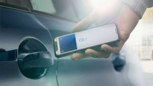 iPhone users can start and unlock their cars using their phones