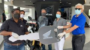 Honda 2Wheeler India sold 2.10 lakh units in June 2020, registering a decline of 55 percent
