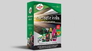 Turtle Wax enters India with complete range of two and four wheeler care products