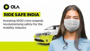 Ola unveils 'Ride Safe India' initiative